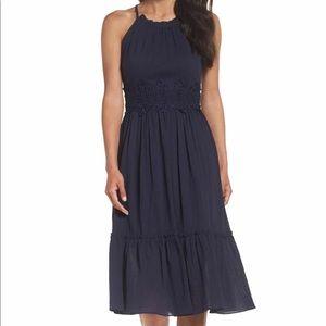Eliza J fit and flare dress Sz 10
